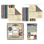 Scrapbook Customs - Lovely Scrapbook Kit - Georgia