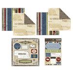 Scrapbook Customs - Lovely Scrapbook Kit - Nebraska