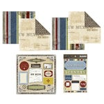 Scrapbook Customs - Lovely Scrapbook Kit - New Mexico
