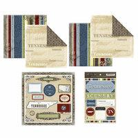 Scrapbook Customs - Lovely Scrapbook Kit - Tennessee