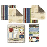 Scrapbook Customs - Lovely Scrapbook Kit - Vermont
