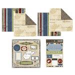 Scrapbook Customs - Lovely Scrapbook Kit - West Virginia