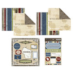 Scrapbook Customs - Lovely Scrapbook Kit - Wisconsin