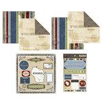 Scrapbook Customs - Lovely Scrapbook Kit - Wisconsin