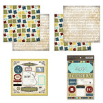 Scrapbook Customs - Explore Country Scrapbook Kit - Egypt