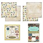 Scrapbook Customs - Explore Country Scrapbook Kit - England