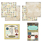 Scrapbook Customs - Explore Country Scrapbook Kit - Gibraltar
