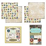 Scrapbook Customs - Explore Country Scrapbook Kit - USA