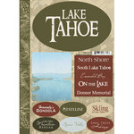 Scrapbook Customs - United States Collection - Nevada - National Park - Cardstock Stickers - Lake Tahoe