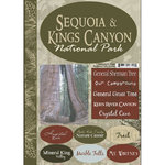 Scrapbook Customs - Travel Collection - National Parks - Cardstock Stickers - Sequoia and Kings Canyon