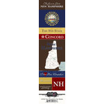 Scrapbook Customs - United States Collection - New Hampshire - Cardstock Stickers - Chic