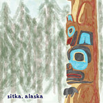 Scrapbook Customs - United States Collection - Alaska - 12 x 12 Paper - Sitka
