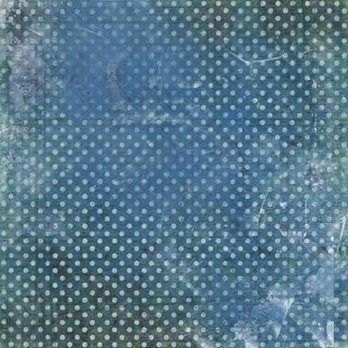 Scrapbook Customs - United States Collection - Alaska - 12 x 12 Paper - Dot