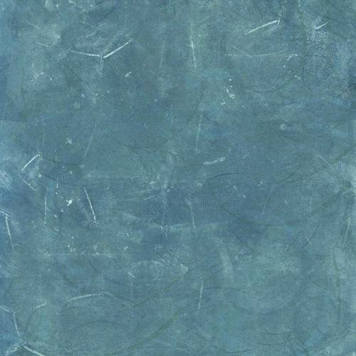 Scrapbook Customs - United States Collection - Alaska - 12 x 12 Paper - Green
