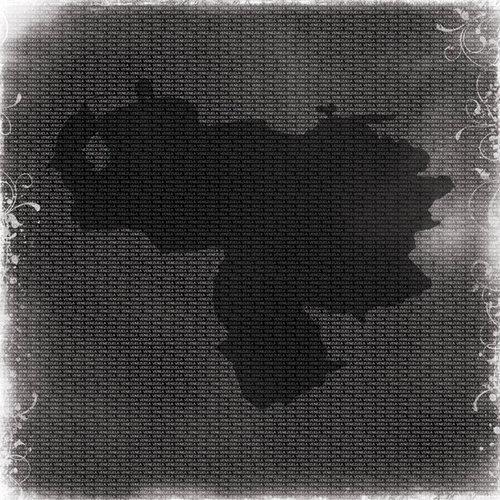 Scrapbook Customs - World Collection - Venezuela - 12 x 12 Paper - Discover Mini Words