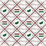 Scrapbook Customs - World Collection - Hungary - 12 x 12 Paper - Discover