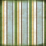 Scrapbook Customs - Travel Collection - 12 x 12 Paper - State Chic - Stripe