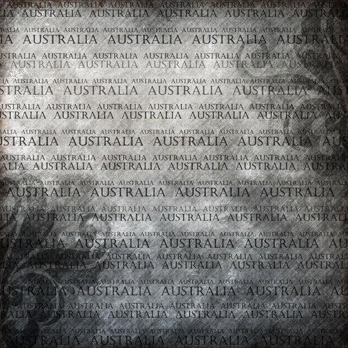 Scrapbook Customs - World Collection - Australia - 12 x 12 Paper - Explore