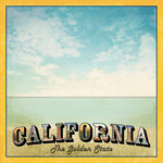 Scrapbook Customs - Vintage Label Collection - 12 x 12 Paper - California Vintage
