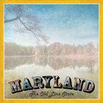 Scrapbook Customs - Vintage Label Collection - 12 x 12 Paper - Maryland Vintage