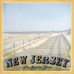 Scrapbook Customs - Vintage Label Collection - 12 x 12 Paper - New Jersey Vintage