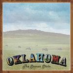 Scrapbook Customs - Vintage Label Collection - 12 x 12 Paper - Oklahoma Vintage