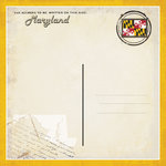 Scrapbook Customs - Vintage Label Collection - 12 x 12 Paper - Maryland Vintage Companion