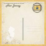 Scrapbook Customs - Vintage Label Collection - 12 x 12 Paper - New Jersey Vintage Companion