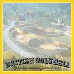 Scrapbook Customs - Vintage Label Collection - 12 x 12 Paper - British Columbia Vintage
