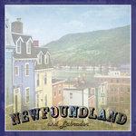 Scrapbook Customs - Vintage Label Collection - 12 x 12 Paper - Newfoundland Vintage