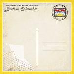 Scrapbook Customs - Vintage Label Collection - 12 x 12 Paper - British Columbia Vintage Companion