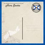 Scrapbook Customs - Vintage Label Collection - 12 x 12 Paper - Nova Scotia Vintage Companion
