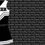 Scrapbook Customs - Sports Collection - 12 x 12 Paper - Cheerleading Go Big Right