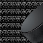 Scrapbook Customs - Sports Collection - 12 x 12 Paper - Hockey Go Big Left