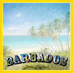 Scrapbook Customs - 12 x 12 Paper - Barbados Paradise Vintage