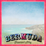 Scrapbook Customs - 12 x 12 Paper - Bermuda Paradise Vintage