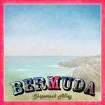 Scrapbook Customs - 12 x 12 Paper - Bermuda Paradise Vintage