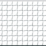 Scrapbook Customs - Sports Collection - 12 x 12 Paper - Volleyball Net