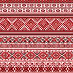 Scrapbook Customs - 12 x 12 Paper - Switzerland - Sightseeing Pattern