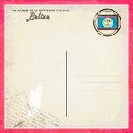 Scrapbook Customs - 12 x 12 Paper - Belize - Paradise Vintage Companion
