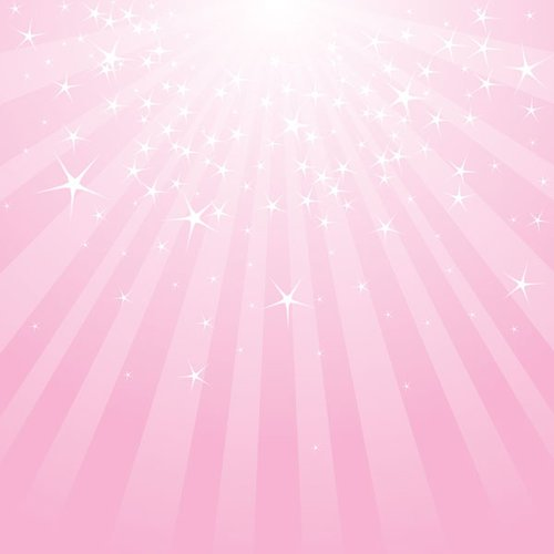 Scrapbook Customs - 12 x 12 Paper - Princess Pink Background