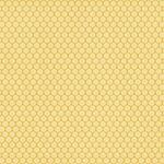 Scrapbook Customs - Travel Photo Journaling Collection - 12 x 12 Paper - Journal Pattern - Yellow