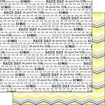 Scrapbook Customs - 12 x 12 Double Sided Paper - 10K