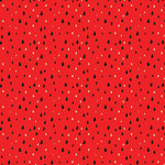 Scrapbook Customs - 12 x 12 Paper - Watermelon Seeds