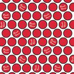 Scrapbook Customs - 12 x 12 Paper - Mousin' Around Dots