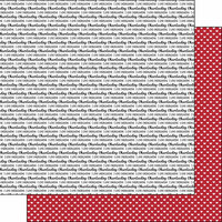 Scrapbook Customs - Cheer Life Collection - 12 x 12 Double Sided Paper - Cheer Life 6