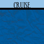 Scrapbook Customs - Cruise Collection - 12 x 12 Paper - Ocean