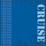 Scrapbook Customs - Cruise Collection - 12 x 12 Paper - On Right