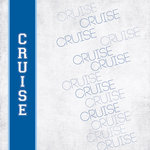Scrapbook Customs - Cruise Collection - 12 x 12 Paper - Linen
