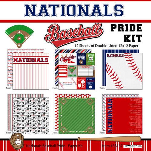 Nationals Pride Scrapbook Kit